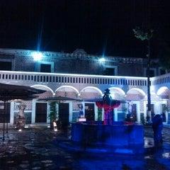 Photo taken at Barrio del Artista by Juan Carlos A. on 7/16/2013