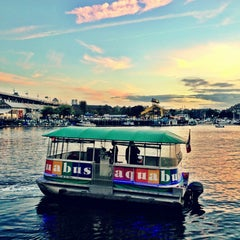 Photo taken at Aquabus Hornby St. Dock by Erin H. on 8/19/2013