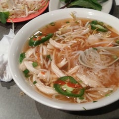 Photo taken at Pho Pasteur by Allen S. on 2/14/2015