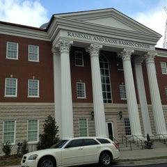 Photo taken at Belmont University by Kenzie J. on 3/1/2013