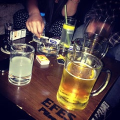 Photo taken at İncir Pub by s on 4/27/2013