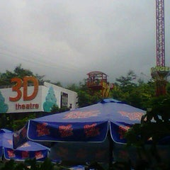 Photo taken at 3D Theatre by Tata K. on 6/16/2013