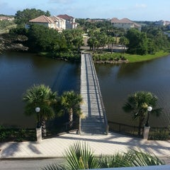 Photo taken at Hammock Beach Resort by Noelle B. on 6/30/2013