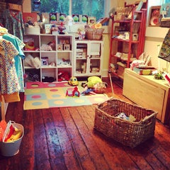 Photo taken at Maria Luisa Boutique by David S. on 7/5/2013