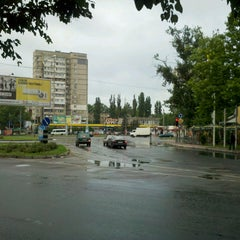 Photo taken at Площадь Толбухина by Vova C. on 7/3/2013