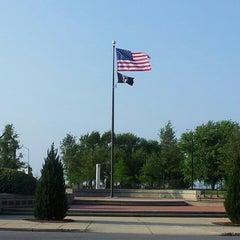 Photo taken at Wall South Veterans Memorial by David M. on 4/16/2013