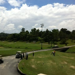 Photo taken at Seri Selangor Golf Club by Abdul Samat S. on 10/21/2012