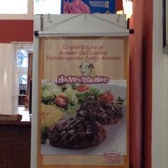 Photo taken at Santo Antônio Restaurante by Bruna G. on 4/7/2014
