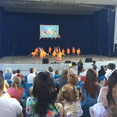 Photo taken at Літній концертний зал / Summer Concert Hall by Alena on 5/23/2015