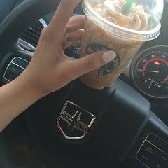 Photo taken at Starbucks by . .. on 8/9/2014