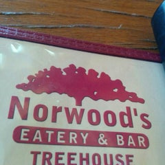 Photo taken at Norwood's Restaurant & Wine Shop by Nathan A. on 7/10/2015