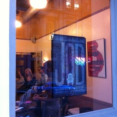 Photo taken at The Flea Theater by Joe M. on 9/22/2012