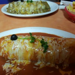 Photo taken at Burrito Factory by Jesus D Z. on 9/30/2015