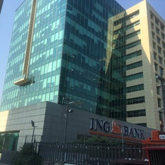 Photo taken at ING Bank Genel Müdürlük by Yunus K. on 7/28/2015
