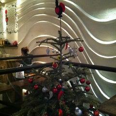 Photo taken at Nando's by Sandra G. on 12/31/2012