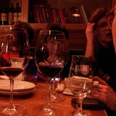Photo taken at Osteria Del Pettirosso by Stefano B. on 2/6/2014