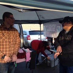 Photo taken at Foothill Swap Meet by Manuel M. on 2/16/2014