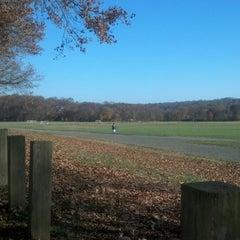 Photo taken at Van Cortlandt Park by Ken G. on 11/22/2012