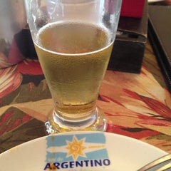 Photo taken at Bar do Argentino by Nilton B. on 5/25/2013