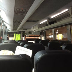 Photo taken at Greyhound Bus Lines by Shelton D. on 6/9/2013