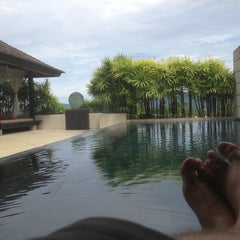Photo taken at Phuket Pavilions Resort by Jérôme B. on 7/12/2013
