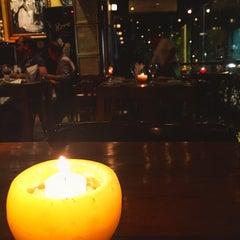 Photo taken at Pecorino Bar & Trattoria by A L. on 10/6/2015