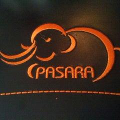 Photo taken at Pasara Thai by Azar M. on 10/27/2012