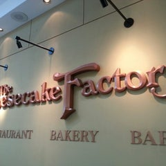 Photo taken at The Cheesecake Factory by Danielle J. on 1/7/2013