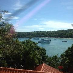 Photo taken at Vimarn Samed Resort Koh-Samed by Svetlana R. on 9/28/2014