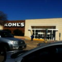 Photo taken at Kohl's by Desi B. on 2/26/2013