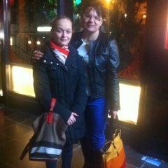 Photo taken at Cineplex Hamm by Zippelonika on 2/9/2014