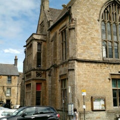Photo taken at Stow-on-the-Wold by Terence L. on 6/17/2015