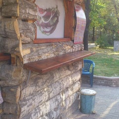 "Photo taken at Лесковачка ""Вили"" (Хотел Карпош) by и в. on 9/28/2013"