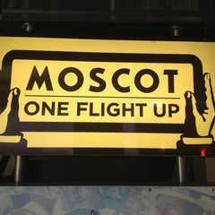 Photo taken at Moscot by Tanya S. on 3/10/2013