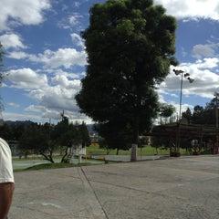 "Photo taken at III.D.E ""Tarqui"" by Edwin M. on 8/25/2013"