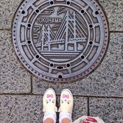 Photo taken at 横浜市 (Yokohama City) by Ida M. on 9/28/2015