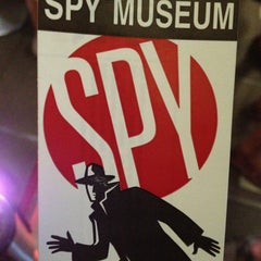 Photo taken at International Spy Museum by Laura on 6/18/2013