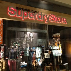 Photo taken at Superdry Store by Malia H. on 10/19/2012