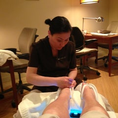 Photo taken at Four Seasons Spa by Suzanne B. on 12/30/2012