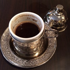 Photo taken at Senem's Coffee & Tea House by Tasneem A. on 3/15/2014