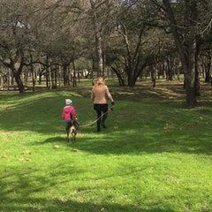 Photo taken at Springwoods Park by Jason D. on 1/9/2016