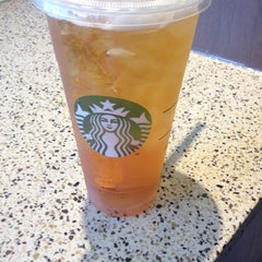 Photo taken at Starbucks by Steph G. on 3/22/2014
