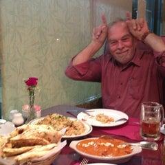 Photo taken at Saffron Indian Cuisine by Roy W. on 2/11/2013