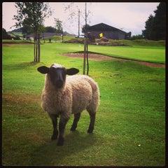 Photo taken at The Heath Golf Club by wyldsson on 7/25/2013