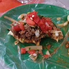 Photo taken at Tacos El Periquin by Den P. on 3/4/2014