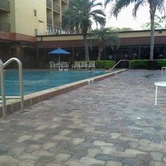 Photo taken at Holiday Inn Orlando Sw - Celebration Area by Jake W. on 12/20/2012