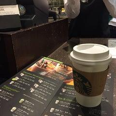 Photo taken at Starbucks Coffee 奈良西大寺駅前店 by ひび 綺. on 1/24/2015