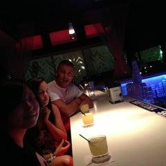 Photo taken at Corbu Lounge by Mark C. on 6/29/2013