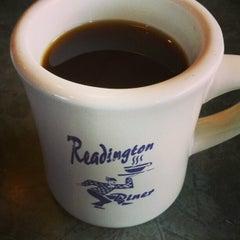 Photo taken at Readington Diner by Marc Tobias K. on 12/28/2012