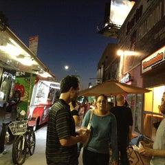 Photo taken at Komodo Food Truck by Ashley G. on 5/3/2013